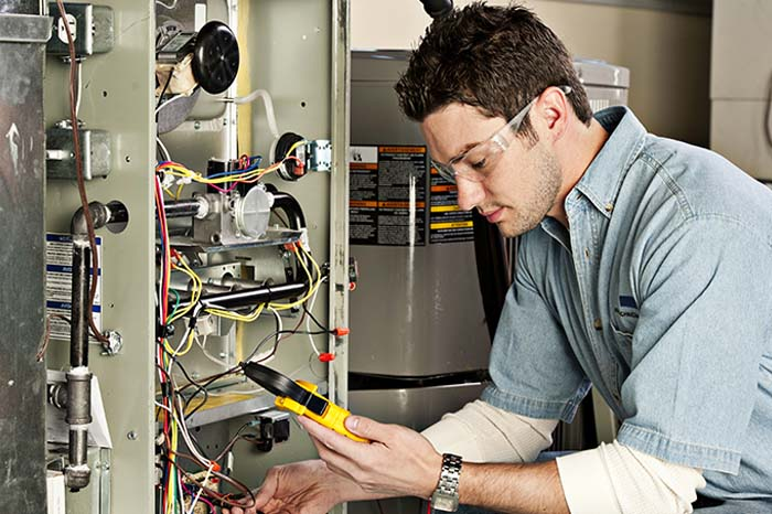 Repair Service Contractor for Heating & Air Conditioning
